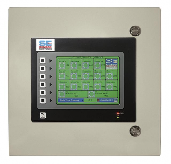 SEC 3500 HMI Operator Interface
