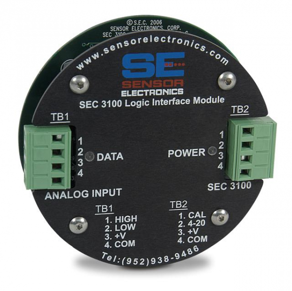 SEC 3100 Logic Interface Module (LIM)